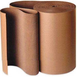 Bobine e fogli in cartone ondulato alta qualità