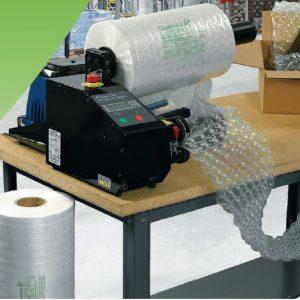 Sistema Riempimento vuoto a cuscini d'aria
