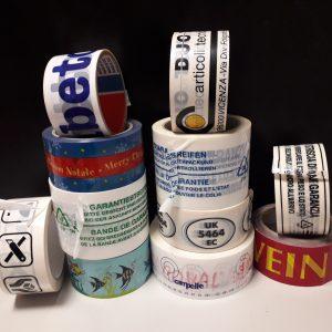 Nastri adesivi, biadesivi e dispenser